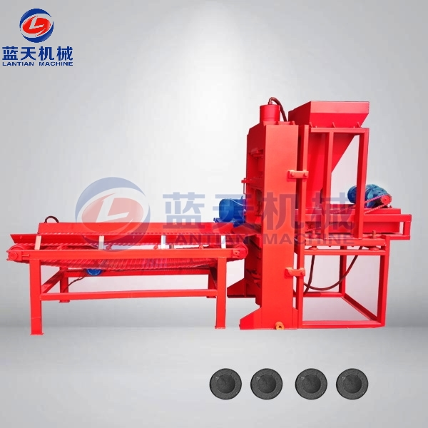 Shisha Charcoal Making Machine