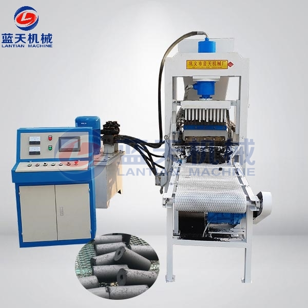 Smokeless Coal Briquettes Making Machine