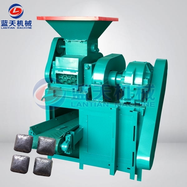 Charcoal Powder Ball Making Machine