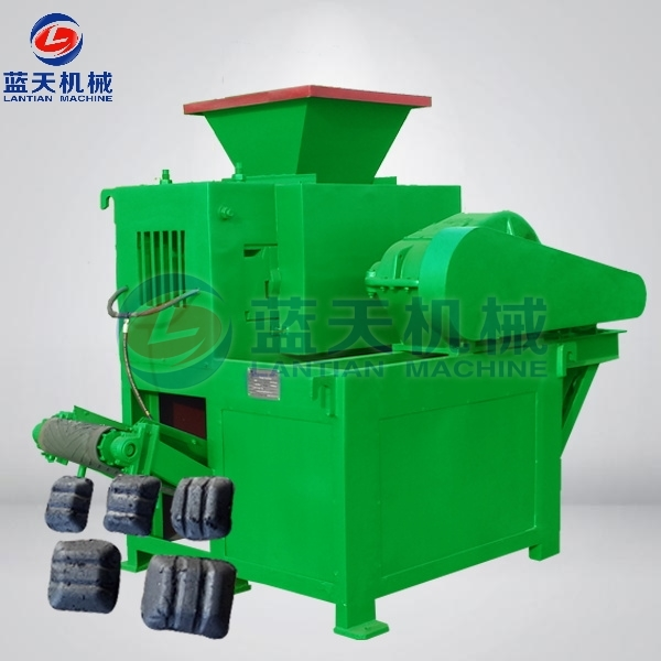 Rice Husk Charcoal Ball Making Machine