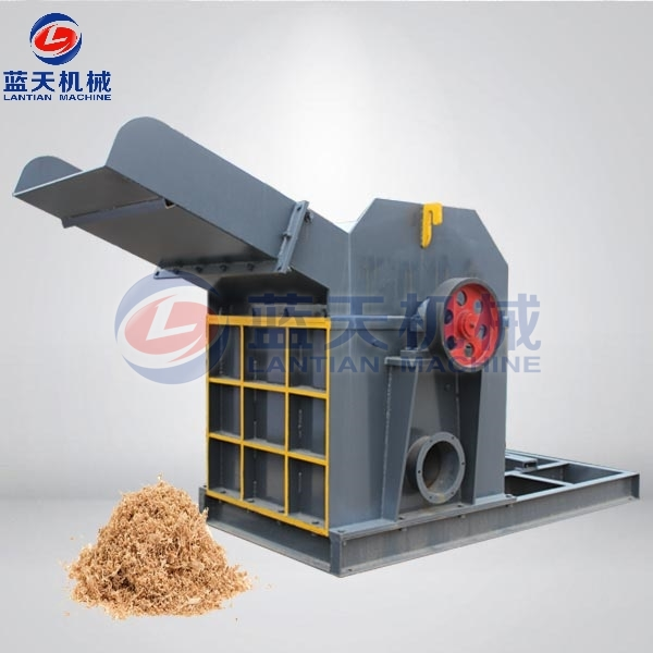 Sawdust Crusher Machine
