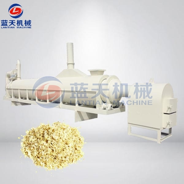 Sawdust Rotary Drum Dryer