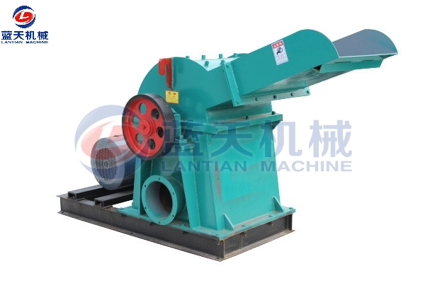 Rice Husk Crusher Machine
