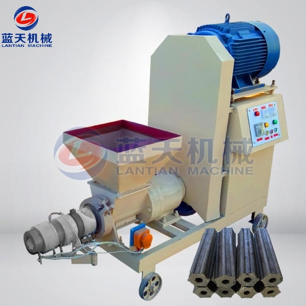 Bamboo Powder Extruder