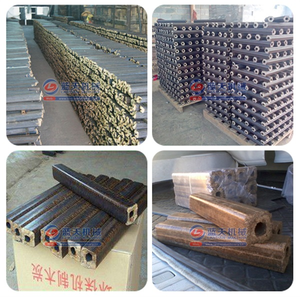 Finished Products Of Extruder Powder Extruder Machine