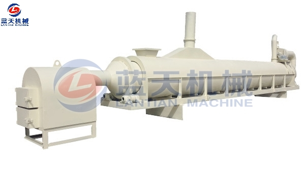 Bamboo Powder Dryer Machine