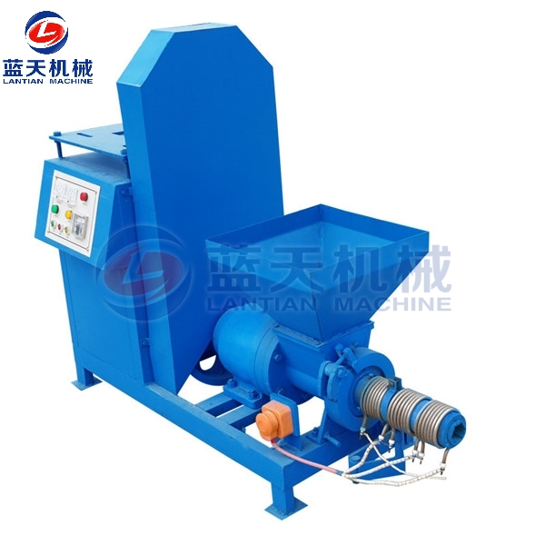 Bamboo Powder Extruder Machine