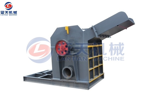 Bamboo Crusher Machine