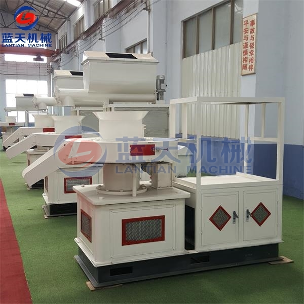 Wood Sawdust Pellet Machine