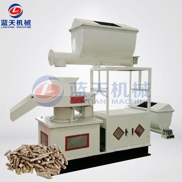 Bamboo Pellet Machine