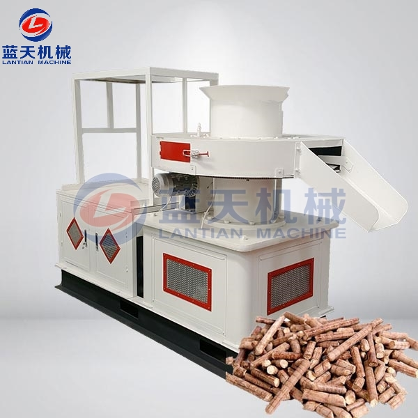 Bagasse Pellet Machine