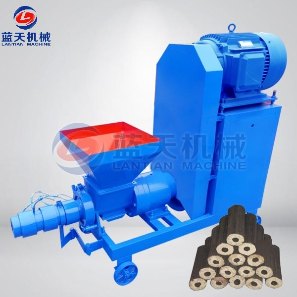 Sugarcane Bagasse Extruder Machine