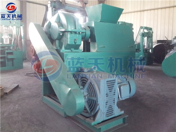 Charcoal Pellet Making Machine