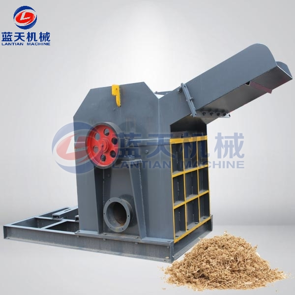 Wood Sawdust Crusher