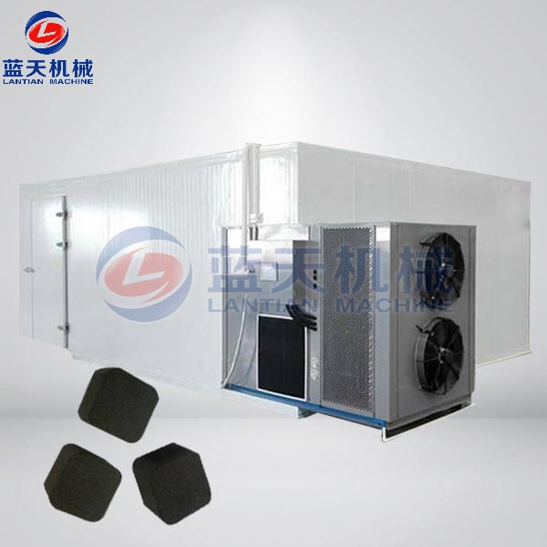 Coal Briquettes Dryer