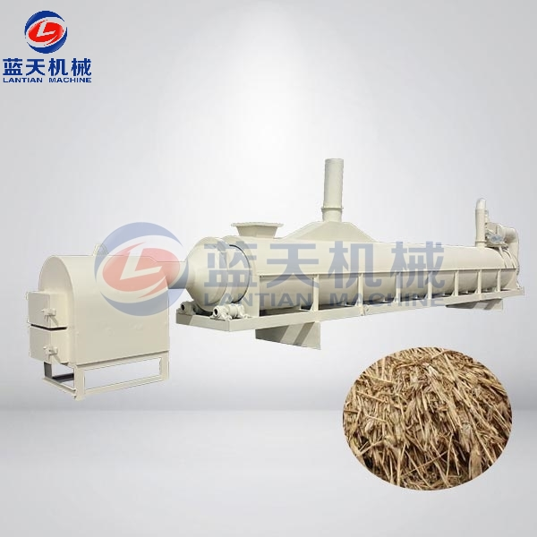 Paddy Straw Dryer