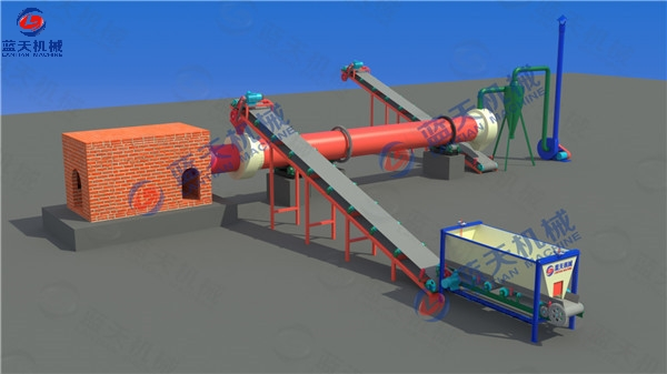 Solution of Coal Slime Dryer